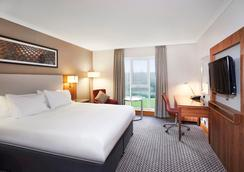 DoubleTree by Hilton Coventry - Coventry - Makuuhuone
