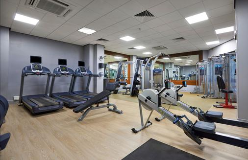 DoubleTree by Hilton Coventry - Coventry - Kuntosali