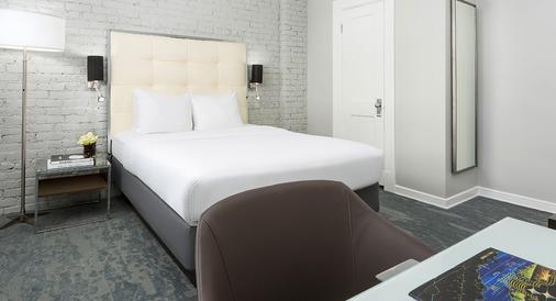 Hotel Union Square - Σαν Φρανσίσκο - Κρεβατοκάμαρα