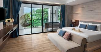 Idyllic Concept Resort - קו ליפה - חדר שינה