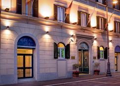 Hotel Diocleziano - Rom - Bygning