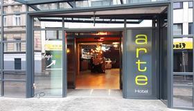 arte Hotel Wien Stadthalle - Wien - Gebäude