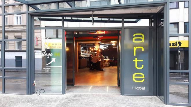 arte Hotel Wien Stadthalle - Vienna - Building