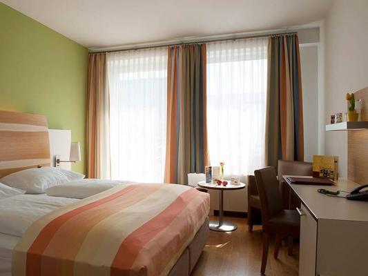 arte Hotel Wien Stadthalle - Vienna - Bedroom