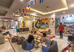 New King by Backpackers Heaven - New Delhi - Lounge