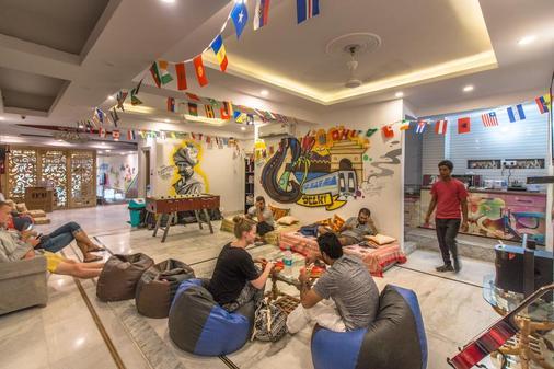 New King by Backpackers Heaven - Neu-Delhi - Lounge
