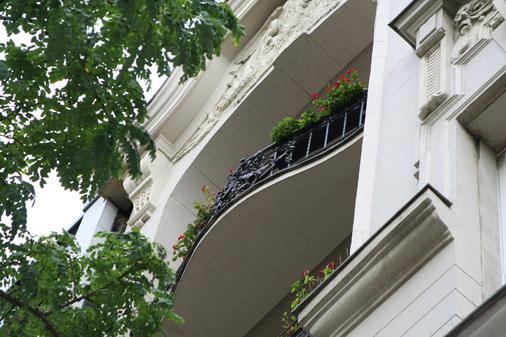 Hotel Seifert - Berlin - Cảnh ngoài trời