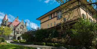 The Craigmyle - Βικτωρία Βρετανικής Κολομβίας - Κτίριο