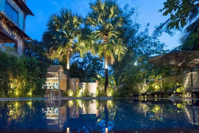 Po Residence - Siem Reap - Pool