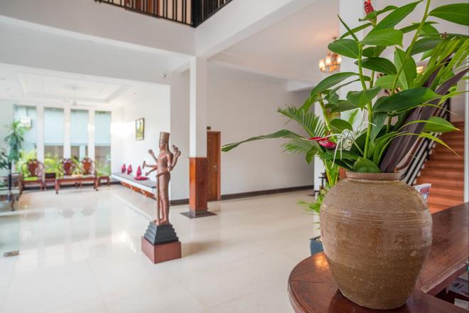 Po Residence - Siem Reap - Front desk