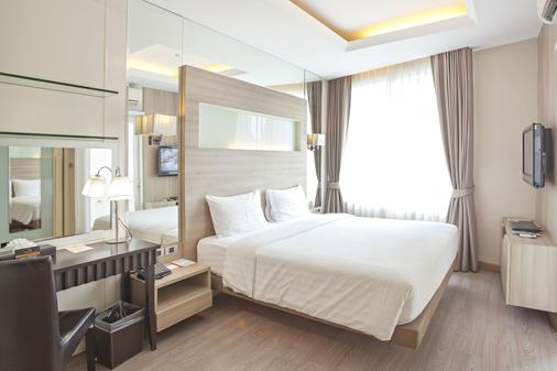 V Residence Serviced Apartment - Bangkok - Bedroom