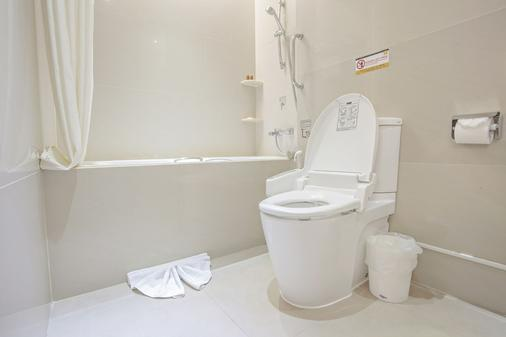 V Residence Serviced Apartment - Bangkok - Bathroom