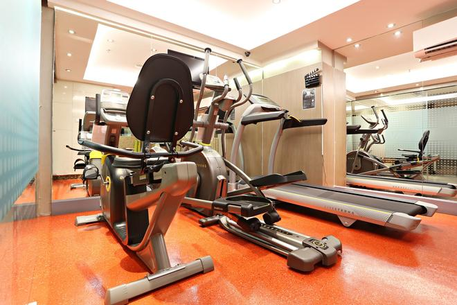 V Residence Serviced Apartment - Bangkok - Gym