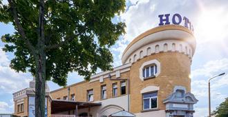 Hotel Zur alten Stadtkellerei Leipzig - Leipzig - Vista del exterior