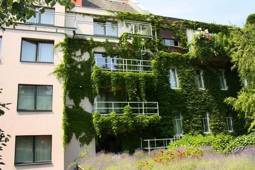 Boutiquehotel Stadthalle - Βιέννη - Θέα στην ύπαιθρο