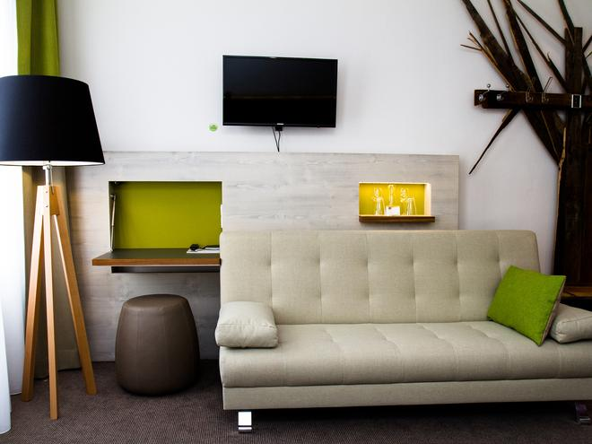 Boutiquehotel Stadthalle - Vienna - Living room
