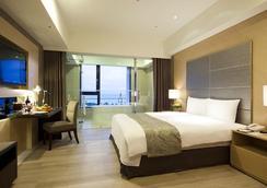 Lakeshore Hotel Hualien - Hoa Liên - Phòng ngủ