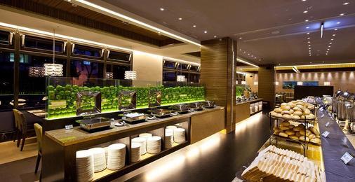 Lakeshore Hotel Hualien - Hoa Liên - Buffet
