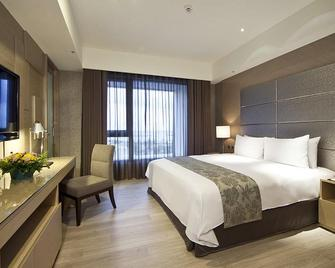 Lakeshore Hotel Hualien - Hualien City - Slaapkamer