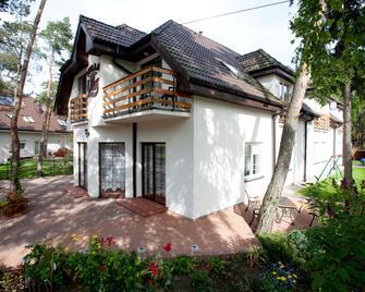 Villa Ula - Pobierowo - Gebouw