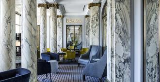 Hotel Brighton - Parijs - Lounge