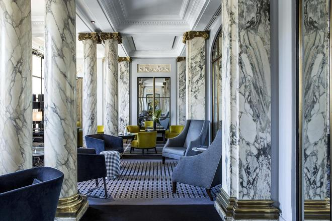 Hotel Brighton - París - Lounge