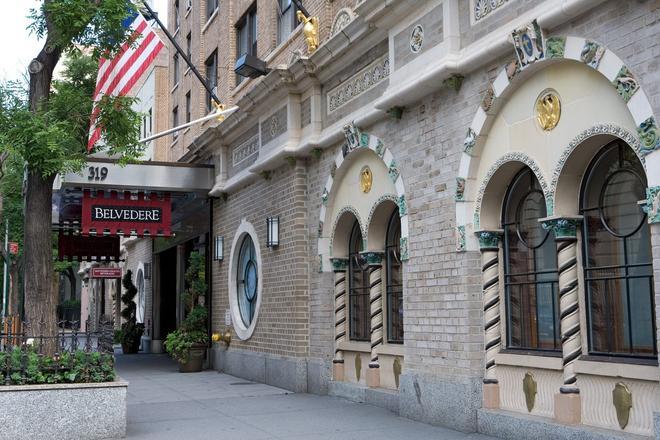 麗城酒店 - 紐約 - 建築