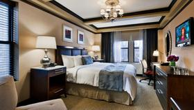 The Belvedere Hotel - Nova York - Quarto