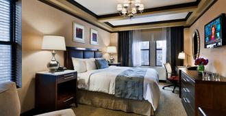 The Belvedere Hotel - New York - Schlafzimmer