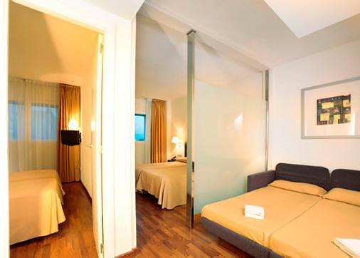 Tryp Valencia Feria - Thành phố Valencia - Phòng ngủ