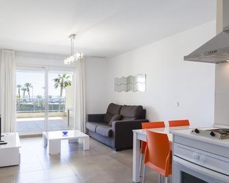 Apartamentos Mar y Sal - Рокетас-де-Мар - Living room