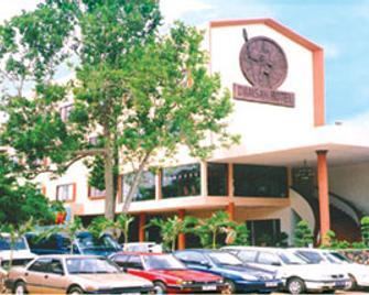 Dam San Hotel - Buôn Ma Thuột - Gebouw