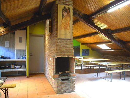 Hostel California - Mailand - Restaurant