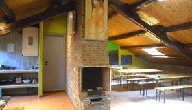 Hostel California - Milán - Restaurante