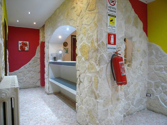 Hostel California - Mailand - Lobby