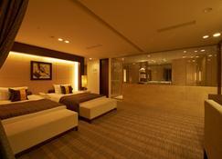 Hotel Kokusai 21 Nagano - Nagano - Bedroom