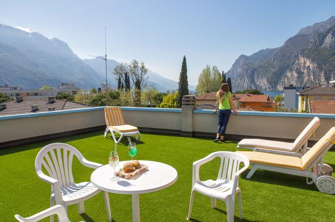 Mylago Hotel - Riva del Garda - Patio