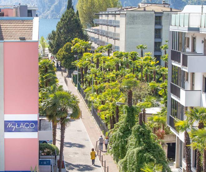 Mylago Hotel - Riva del Garda - Rakennus