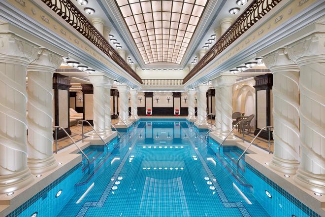 Harbourview Hotel Macau - Macao - Piscine