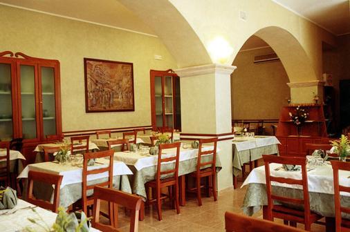 Hotel Rex - Praia a Mare - Restaurant