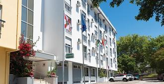 Hotel Jardim - Aveiro - Toà nhà