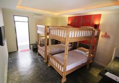 Kayun Hostel - Kuta - Phòng ngủ