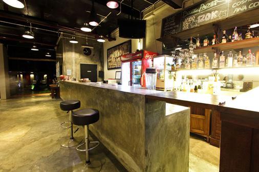 Kayun Hostel - Kuta - Bar
