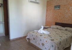 Hotel Balcon Gueela - Crucecita - Makuuhuone