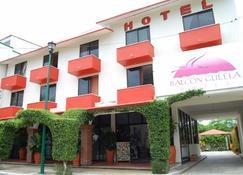 Hotel Balcon Gueela - Crucecita - Κτίριο