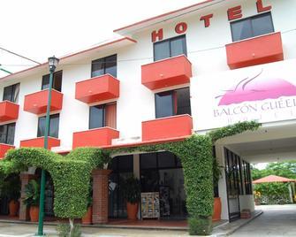Hotel Balcon Gueela - Crucecita - Edificio