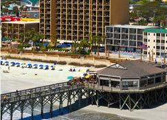 Holiday Inn At the Pavilion - Myrtle Beach - Building