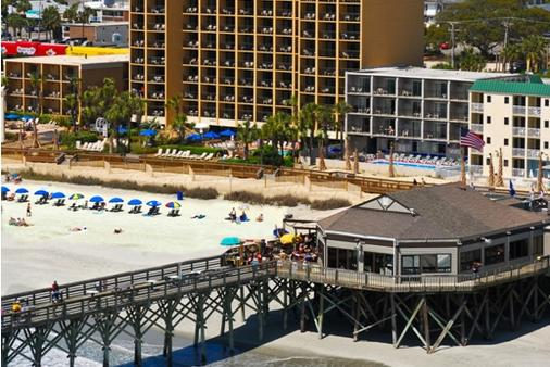 Holiday Inn At the Pavilion - Myrtle Beach - Κτίριο