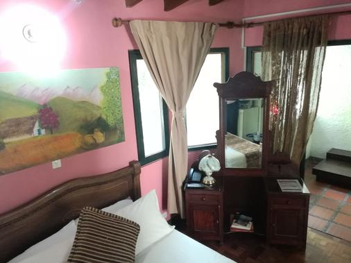 Ayenda 1221 Habana Vieja - Medellín - Phòng ngủ