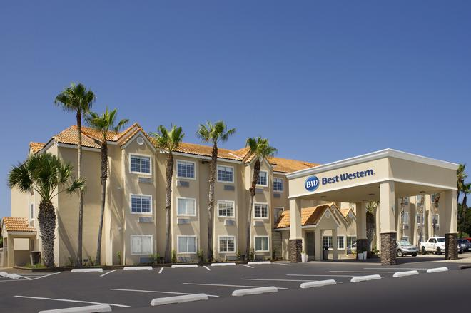 Best Western Beachside Inn - South Padre Island - Building